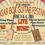 The 2011 Alabama Cigar Box Guitar Festival Videos