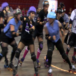 """Knocking Girls Down"" Looks at Birmingham Roller Derby"