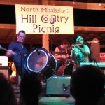 North Mississippi Allstars at the 2015 North Mississippi Hill Country Picnic