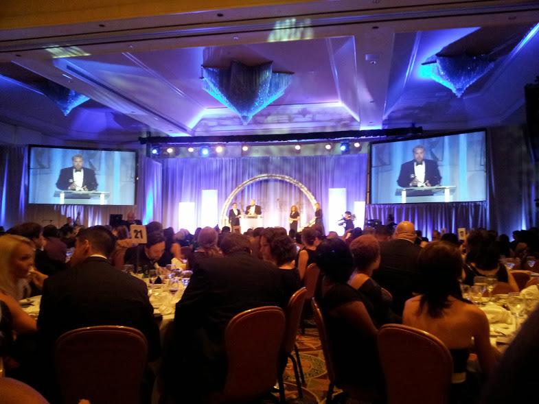 emmy award event